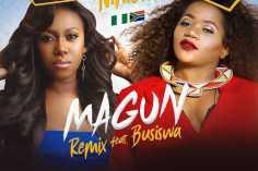 Niniola feat. Busiswa - Magun (Remix)