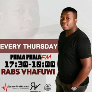 Rabs Vhafuwi - Phala Phala FM Guest Mix. Afro House Music Mixtapes, afromix, latest house music, deep house tracks, house music download, club music, latest south african house, new house music 2018, afro house music, afro deep house,
