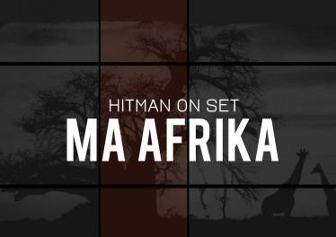Hitman On Set - Ma Afrika (Original Mix)