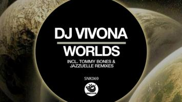 Dj Vivona - Worlds (Jazzuelle Darkside Mix)