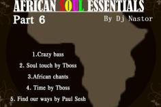 Dj Nastor - African Soul Essentials Part 6