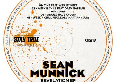 Sean Munnick - Revelation EP