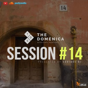 Cubique DJ - Domenica Sessions Podcast #14. Deep house sounds, new deep house music, afro house music, afro deep