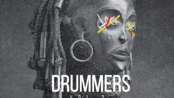 Afro Warriors - Drummers Vol.2 Mix