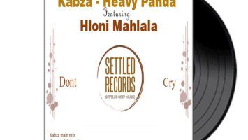 Kabza Heavy Panda - Dont Cry (feat. Hloni Mohlala) (Grounded Oaks meets Heavy Panda Mix)