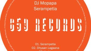 DJ Mopapa - Dhyaan Lagaana (Original Mix)