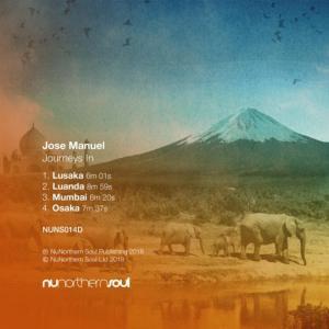 Jose Manuel - Luanda (Original Mix)