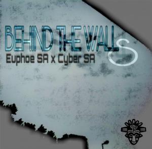 CyberSA, Euphoe SA - Behind The Walls. latest house music datafilehost, deep house sounds, mzansi house music downloads, south african deep house, latest south african house, deep house tracks
