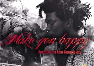 HarolDivine feat. Komplexity - Make You Happy (Original Mix)