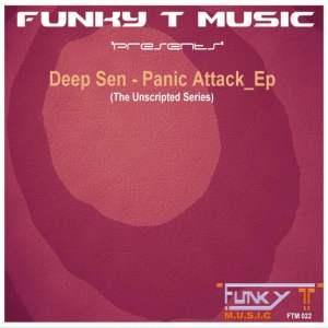 Deep Sen - Panic Attack EP. Deep house tracks, datafilehost house music, mzansi house music downloads, south african deep house, latest south african house, new house music 2018