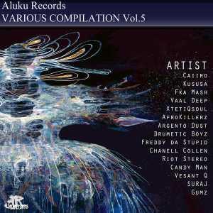 Drumetic Boyz - Kaofela (Original Mix)