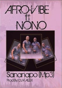 Afro Vibe feat. Nono - Sananapo (Original Mix)