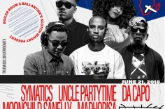 Da Capo - Boiler Room x Ballantine's True Music South Africa. deep house mix, musica fresca, afro tech house, afro house musica, afro beat, south african deep house, latest south african house, afromix, new house music 2018