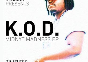 K.O.D - Midnyt Madness EP