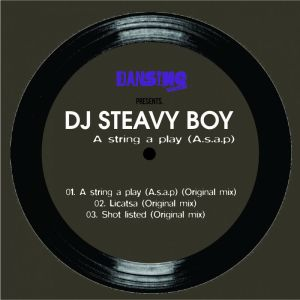 DJ Steavy Boy - A String a Play (A.S.A.P) (Original Mix)