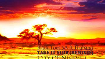 Black Toes SA - Take It slow (feat Thabang) (City Of Nineveh Remix)