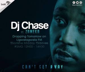 DJ Chase - Can't Get Away (feat. Zameka). new house music 2018, best house music 2018, latest house music tracks