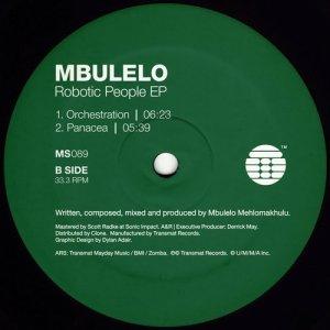 Mbulelo - The Robotic People EP