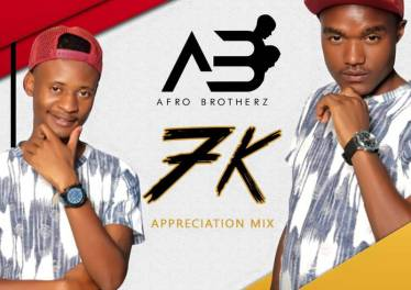 Afro Brotherz - 7K Appreciation Mix