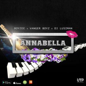 Boyzee - Annabella (feat. Vanger Boyz & DjLusiman). new gqom 2018, sa gqom music, download mp3 gqom songs, latest south african gqom music
