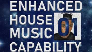 Enhanced House Music Capability 01 Mixed by CouzyImpakt