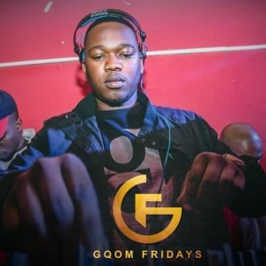 GqomFridays Mix Vol.82 (Mixed By Funky Qla)