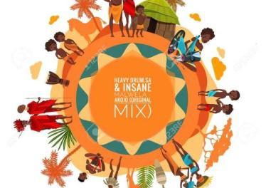 Heavy Drum.SA & Insane Malwela - Akojo (Original Mix)