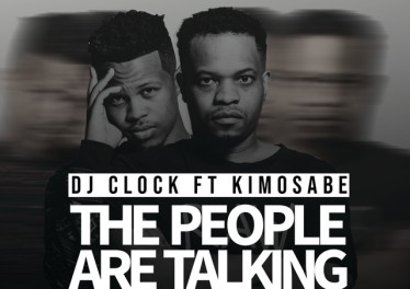 DJ Clock - The People Are Talking (feat. Kimosabe)