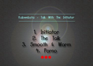 Kabwebsta - The Talk (Original Mix), latest house music, deep house tracks, house music download, club music, afro house music, afro deep house, south african deep house, best house music