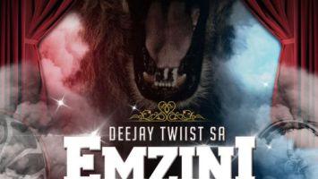 Dj Twiist - Emzini (EP)