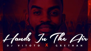 Dj Vitoto feat. Grethah - Hands In The Air (Original Mix), new afro house music, afro house 2018, download latest south african house mp3, sa afro house