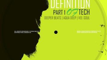 Aqua Deep, Deeper Beats & Vee-Soul - Definition Of Tech Part 1 EP, afro tech house, afro house musica, afro beat, datafilehost house music, mzansi house music downloads, south african afro tech house, latest south african house, new house music 2018, best house music 2018