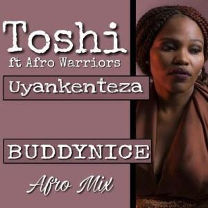 Afro Warriors feat. Toshi - Uyankenteza (Buddynice Afro Drum Remix)