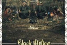 Black Motion - Andinayo (feat. Nokwazi)