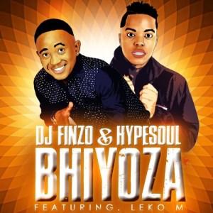 Dj Finzo & Hypesoul - Bhiyoza (feat. Leko M), download afro house music, afro house 2018, za house music