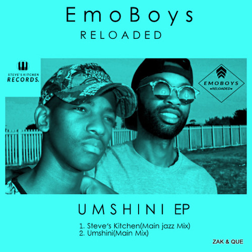 EmoBoys Reloaded - UMSHINI EP