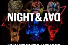 Sjava, Sho Madjozi & Lady Zamar - Night & Day (Prod. Ganja Beatz)