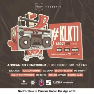 Kat La Kat - LIVE at The 11th Annual Kat La Kat Party in Pretoria
