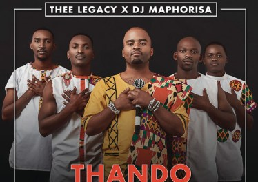 Thee Legacy & DJ Maphorisa - Thando (feat. Mlindo The Vocalist), new south african house music, afro house, tribal house, afro house 2018, sa latest afro house music for download