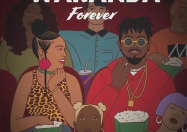 Sho Madjozi - Wakanda Forever (feat. Ycee) 1 tegory%