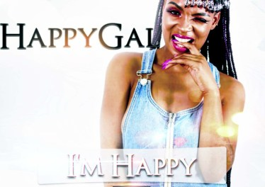 DJ Happygal - I'm Happy (feat. Professor & Speedy), new south africa afro house music, afro house 2018 download
