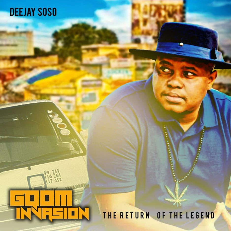 Deejay Soso - Ndiyekeleni (feat. Dimbaza Roots)