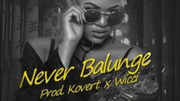Nuz Queen - Never Balunge (Kovert x Wicci Bootleng), mp3 download gqom music, gqom music 2018, new gqom songs, south africa gqom music.