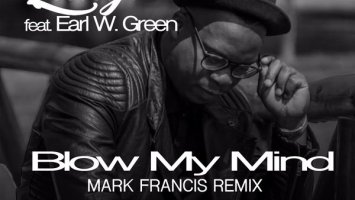 George Lesley feat - Earl W. Green - Blow My Mind (Mark Francis Remix), new soulful house music, soulful house 2018 download mp3
