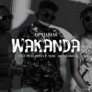 Dj Habias - Wakanda (feat. Puto Prata & Nerú Americano), angola afro house, afro kuduro, afro beat