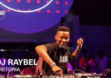 DJ Raybel - Boiler Room x Ballantine's True Music Pretoria, gqom mix, gqom music dj mix, gqom sa, fakaza 2018
