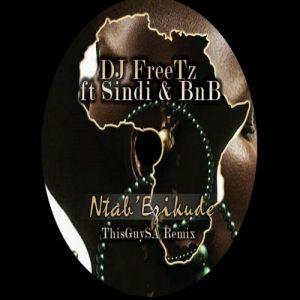 DJ Freetz - Ntab' Ezikude (ThisGuySA Remix)