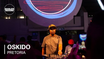 Oskido - Boiler Room x Ballantine's True Music Pretoria, afro house mix, dj live mix, house musix mix