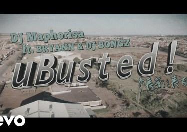 DJ Maphorisa & Bryann - uBusted ft. Dj Bongz (Official Video) 1 tegory%