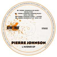 Pierre Johnson - L'avenir EP